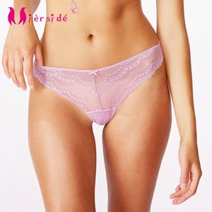 Mierside T29906 Mierside Sexy Lace Panties Underwear Woman G-String Female Underwear For Woman Sexy Lace Thongs S M L XL