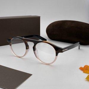 2020 نمط جديد 5628 النساء نظارات مطلي ريترو ساحة نظارات الإطار لرجل بسيط النمط الشعبي أعلى جودة مع الحزمة الأصلية
