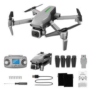 L109 4K HD ajuste elétrico Camera 5G WiFi FPV Drone, GPS Optical Fluxo Posição, 1000 M RC Distância, Brushless Motor, Siga-me, 3-1