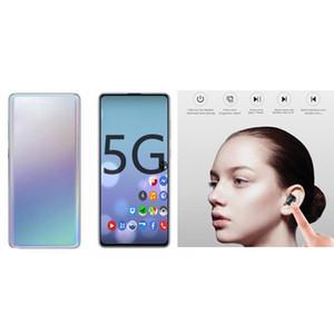 TWS براعم سماعة ل Goophone 20 Pro Max Show 5G Face ID مقفلة سماعة Bluetooth سماعات أذن صغيرة للهاتف المحمول Goophone العالمي