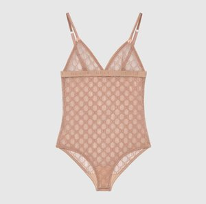 2020 Womens Conjoined cueca perspectiva Bottoming Sexy Swimwear de roupa interior Swimsuit Bandage trajes de banho One Piece