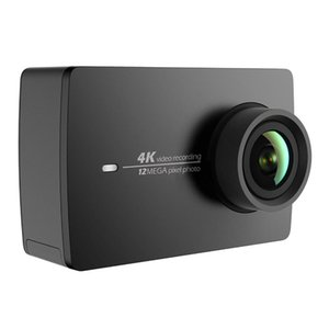 Lite Action Camera 16MP Real 4K Sports Camera with Built-in WIFI 2 Inch LCD Screen 150 Degree Wide Angle Lens Black