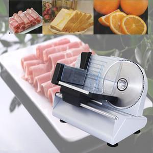 MS-305C Электрический Slicer Многофункциональный Мясо Slicer Полуавтоматическая бытовые Desktop Lamb отрезанный Овощной Хлеб Ham Замороженное мясо