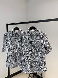 2020DI Men's designer shirt clothes tshirt oversized mens tshirt Classic vintage streetwear tee high quality M-XL