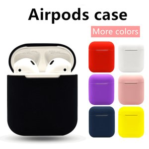 Designer Airpods Pro Case Colorful TPU Slicon Bluetooth Earphone Protective Cover for Airpod 3 with Ball Keychain Package Boxes