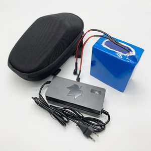 36V 12Ah 10S4P 6Ah 500W haute capacité d'alimentation 42V pack batterie lithium 18650 ebike scooter à moteur électrique de bicyclette de voiture avec BMS