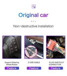 Freeshipping 2G + 32G Android 8.1 Car Radio pour Mazda 3 2004-2013 Maxx axel Wifi Auto dvd voiture stéréo navigation GPS stéréo Lecteur multimédia