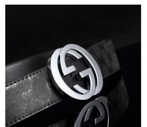 New Design Genuine Mens Leather Fashion Belt Alloy Material Pin Buckle Business Belts Retro Mens Jeans Wild High Quality Belts