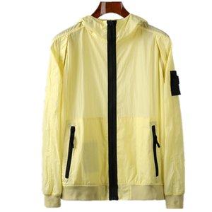 CP topstoney PIRATA EMPRESA 2020 konng gonng Nueva primavera y el verano la capa exterior de la marca sol cazadora prueba de la moda chaqueta delgada