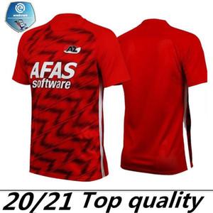 20-21 AZ Alkmaar home soccer jersey 2020 2021 DE WIT STENGS BOADU football shirt AZ Alkmaar camiseta de fútbol maillot de foot camisa