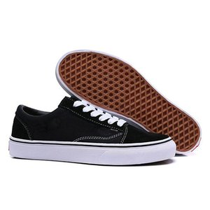 Vans shoes men women sneakers version coréenne des hommes nouveaux bas de plat antidérapante perméable à l'air étudiant classique et les femmes occasionnels SNEA de