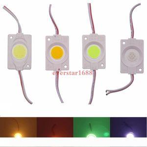 2018 Super Bright COB LED Module 3W Advertising Light IP65 Waterproof Led Sign Backlights Channel Letter Lighting