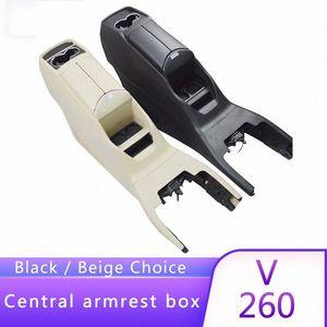 16 19 V260 Orta Kolçak Box, Yeni Vito Özel Depolama Kutusu İçin Uygun, Kutu Araba Kat Mat Held İç Modifiye El Oto Fl XY4h # Kapaklar