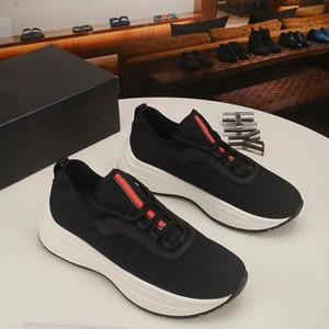 عالية الجودة مصمم الرجال منصة أحذية عارضة الرياضة احذية منصة سرعة المشي المدربين مقاس الحذاء 38-45