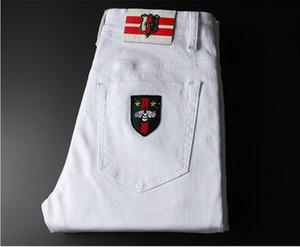 Moda uomo Designer Pantaloni Uomo Slim Jeans Mutanda degli uomini degli uomini personali donne hooide Shirt T Shirt Jacket corridori Maschio