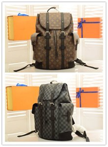 LoVuitto designer Escale Onthego GM Tote Bag N41379 Christopher Pastel Monogram New invoice Size:41 x 47 x 13 cm