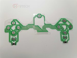 Video Game Accessories Conductive Ribbon Circuit Board Film 1.0 2.0 3.0 4.0 5.0 for PS4 Controller JDS JDM-010 020 030 040 050 Repair Parts