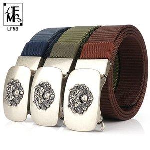 [LFMB] NEW Ausrüstung Kampf-taktische Gurte für Männer US Army Training elastischen Nylonband Jagd