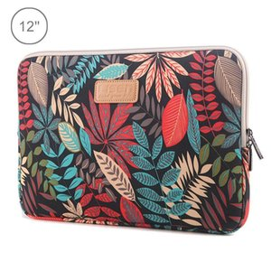 Lisen 12 inch Sleeve Case Ethnic Style Multi-color Zipper Briefcase Carrying Bag, For iPad, Macbook, Samsung, Lenovo, Sony, DELL Alienware,