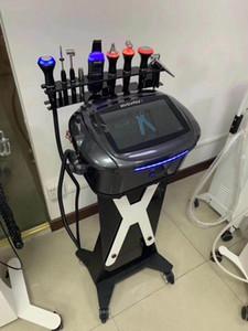 2020 NOUVEAU Multifonction EMS Microcurrent Ults Face Face Soulever Bio Face Soulever le visage Nettoyage facial de haute qualité Gestion intégrée