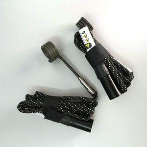Haute Enail Heater Coil Qualité 16 mm de 20 mm 110V 220 V 5 broches XLR Fiche mâle Coil Winder pour Thermocouple Enail Kit Systems Dab Rig