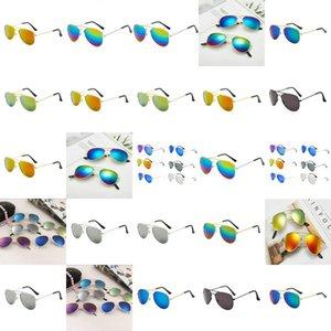 Kids Colorful Reflective Yurt Unbreakable Kids Sunglasses Lentes Para Bebes De Sol Occhiali Da Sole Da Bambina Lunette De Soleil 3 tpdyo