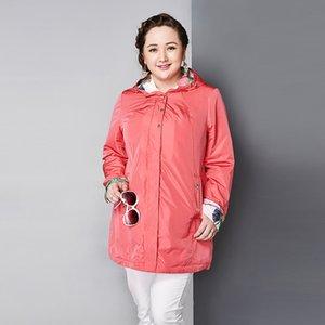 Astrid 2020 İlkbahar Kadın Ceketler ve Coats Şık Kısa Kadın Ceket Avrupa Tarzı AY-1670