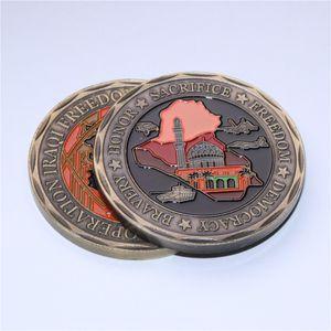 Operation Iraqi Freedom - Iraq War Veteran OIF Challenge Coin
