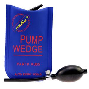 Klom مضخة إسفين صغير الحجم الهواء إسفين وسادة هوائية قفل اختيار مجموعة مفتوحة سيارة الباب الأقفال أدوات السيارات