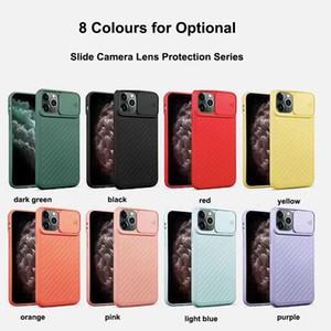 Lovebay Kamera Koruma Darbeye Telefon Kılıfı iphone 6 artı durumda Pro X XR XS Max 7 8 Plus düz Yumuşak TPU Silikon Arka Kapak İçin
