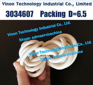 (Продается как на метр) 3034607 Упаковка круглый D = 6,5 мм для натриевых K AQ360LX, AQ560LX проволока вырезать EDM машина EDM Sealling частей для ремонта