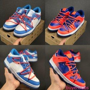 Futura x Dunk SB Low 2019 New Men Running Shoes Mca Unitversity Blue Orange Mens Designer Sneakers Skate Trainers Chaussures Schuhe Zapatos