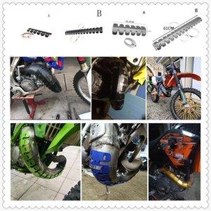 Motosiklet egzoz koruma kapağı ADventure R için aşınma ve sıcak önlemek 1050 RC8 Duke Bajaj Pulsar 200 NS 1190