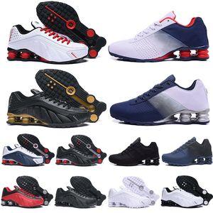 809 uomini scarpe da corsa famoso CONSEGNARE OZ NZ 301 degli uomini atletici delle scarpe da tennis addestratori di sport dei pattini correnti des chaussures 40-45
