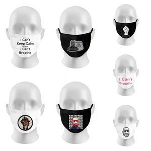 Designer Letter Active Protective Masks Boys Girls Cartoon Mouth Face Masks Kids Breathable Earloop Washable Reusable Cotton Mas #922