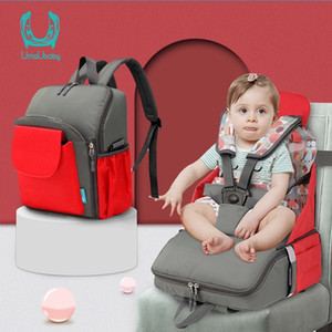 Umaubaby Baby Diaper Bag Multifunction Baby Dining Chair Bag Safety Chair Bag for Large Capacity Maternity Nappy Organizer