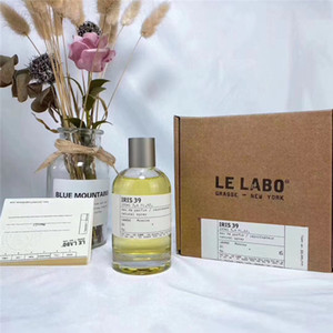 Neutral perfume Le Labo Santal 33 Bergamote 22 Rose 31 The Noir 29 GAIAC 10 IRIS 39 Highest quality Lasting Woody fragrance Deodorant 100ML