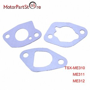 3Pcs Carburetor Carb Paper Gaskets for GX160 GX168 GX200 Motor Go Karts Engine D30 RmcU#