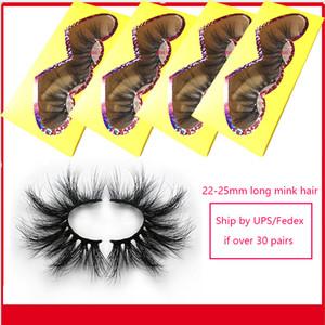 private logo 3D Eyelashes 3D mink false Lashes Luxury Hand Made Silk False Eyelashes 3D mink lashes handmade reusable custom box package