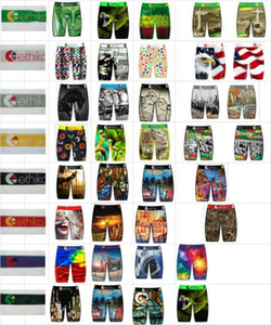 S-2XL Unterwäsche Damen Herren Badehose Boxer Sport Hip Hop Rock Under Skateboard Straße Quick Dry Legging Shorts C111909