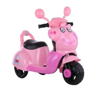 2020 New Children's Electric Motorcycle Early Education with Music Lighting for 3-6 Years Old Kids Toys Big Scooter Power Wheels for Kids