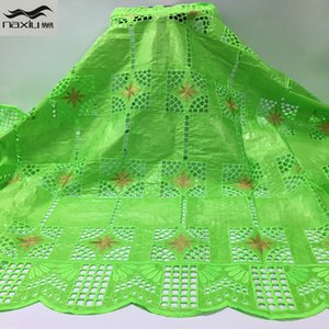 nigerian bazin riche lace fabrics african lace fabric wedding bazin brode embroidery swiss lace fabric for dress