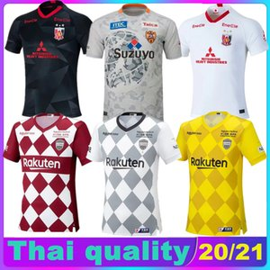 2020 2021 Vissel Cerezo Osaka Shimizu S-Pulse Urawa Red Diamonds Soccer Jerseys 20 21 J.League J1 A.INIESTA DAVID VILLA Football Shirts