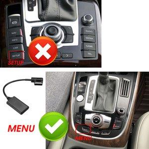 AMI MMI bluetooth Input ModuleAdapter Aux Cable Wireless Audio Aux Media Radio auto di interfaccia per Audi Q5 A5 A7 R7 S5 Q7 A6L A8L A4L