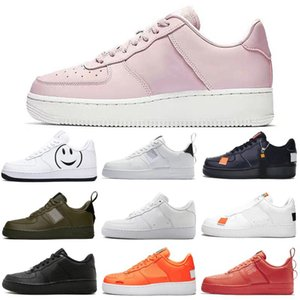 2020 Orange Triple Black White Olive Volt Designer Shoes Women Mens Trainers High Low 1 One Sports Sneakers