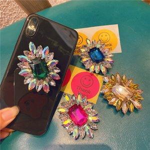 Sparkle Diamante Pop Grip telefono Monti Universali Cell Phone Holder Accessori