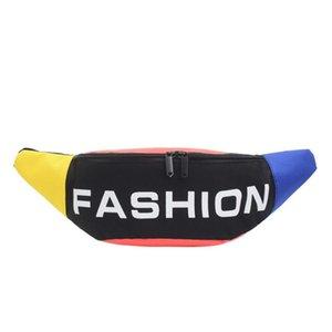 2020 Fashion Women Waist Bag Girl Chest Bag Causal Shoulder Bags Hot Ins Popular Fashion Crossbody