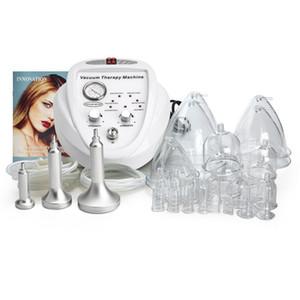 새로운 전기 유방 마사지 압력 치료 가슴 확대 펌프 진공 받아 넣는 가슴 강화 부항으로 흡입 펌프