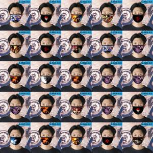 Naruto Пол Cubrebocas Дизайнер Tapabocas многоразовые Маска для лица для мужчин Cartoon Face Mask 13 Naruto Секс mycutebaby007 NHZWt