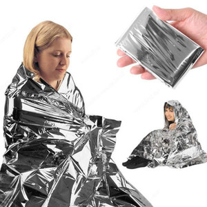 emergent blanket lifesave dry outdoor first aid survive thermal warm heat rescue mylar kit bushcraft treatment camp space foil